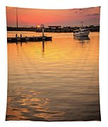 Sunset Excursion Tapestry