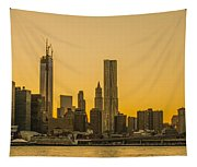Sunset Ny Tapestry