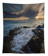 Sunset Spillway Tapestry