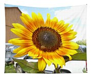 Sunshine In Country Farm Tapestry