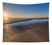 Sunshine On The Beach Tapestry