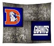 Super Bowl 21 Tapestry