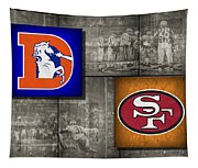 Super Bowl 24 Tapestry