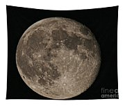 Super Moon 3626 August 2014 Tapestry