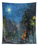 Supermoon 2014 Tapestry