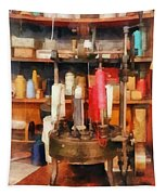 Supplies In Tailor Shop Tapestry