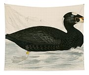 Sure Scoter Tapestry