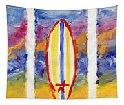Surfboards 1 Tapestry