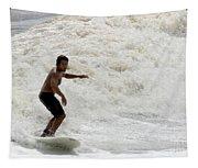 Surfer 0803b-2 Tapestry