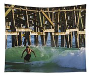 Surfer Dude 2 Tapestry