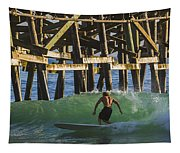Surfer Dude 3 Tapestry