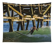 Surfer Dude 4 Tapestry