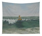 Surfer Lab Tapestry