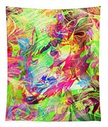 Surfer Tapestry