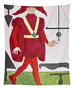 Surgeon, 14th Century Tapestry