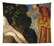Susannah And The Elders Tapestry