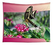 Swallowtail Butterfly 02 Tapestry