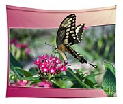Swallowtail Butterfly 03 Tapestry
