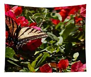 Swallowtail Natural Tapestry