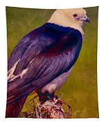 Swallowtail Pose Tapestry
