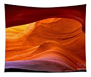 Sweeping Swirls Tapestry