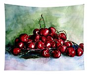 Sweet Cherries Tapestry
