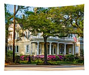 Sweet Home New Orleans Paint Tapestry