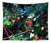 Sweet Robin Redbreast - Impressions Tapestry