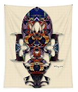 Sweet Symmetry - Projections Tapestry