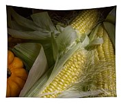Sweetcorn And Pumpkin Tapestry