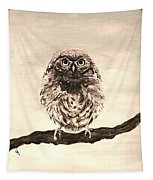 Sweetest Owl Tapestry