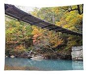 Swinging Bridge Tapestry