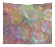 Swirls Of Light Tapestry