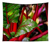 Swiss Chard Forest Tapestry
