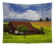 Swiss Farms Tapestry