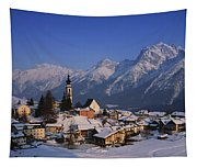 Switzerland Tapestry