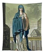 Sybil, Illustration From Lantique Rome Tapestry