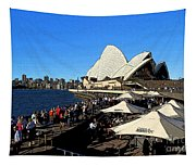 Sydney Opera House Bar Tapestry