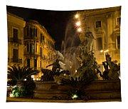 Syracuse - Diana Fountain  Tapestry
