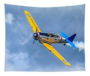 T-6 Texan Flying Tapestry