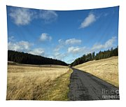 Tableland With Road Tapestry