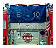 Tacoma Fire Dept. Tapestry