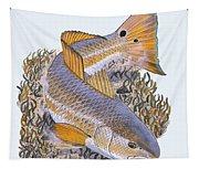 Tailing Redfish Tapestry
