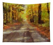 Take Me Home Country Roads Tapestry