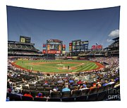 Take Me Out To The Ballgame Tapestry