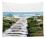 Take Me To The Sea Tapestry