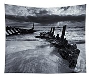 Taken By The Sea Tapestry