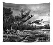 Taking Flight  Tapestry