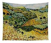 Tall Grass Tapestry