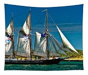 Tall Ship Tapestry